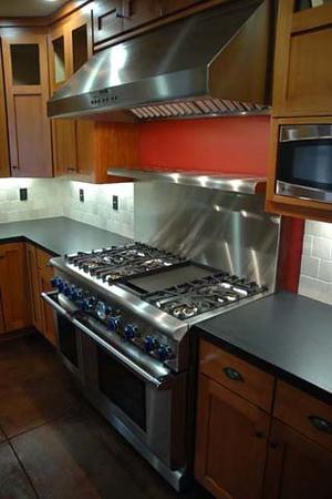 Wyrsch residence: kitchen