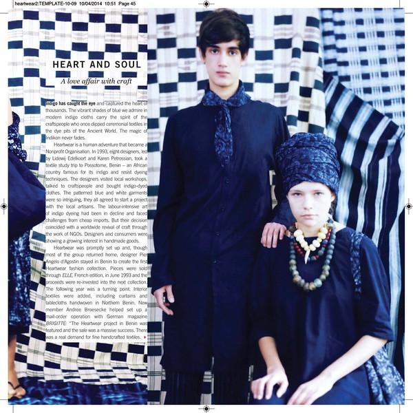 Selvedge Magazine - issue #58  May/June 2014