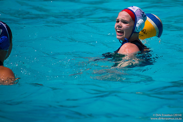 15Feb2014 - Alex Water Polo
