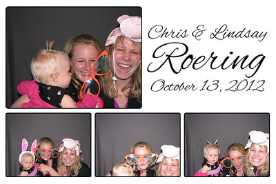 Chris and Lindsay's Wedding Photo Booth