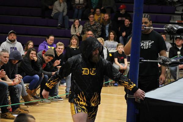 '19 Pro Wrestling Invades Burton