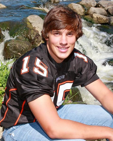 Cody Webb Senior Pics