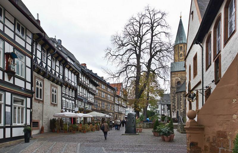 Goslar. Marktkirchhof