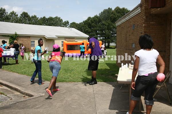 Resurrection Block Party at God's Way