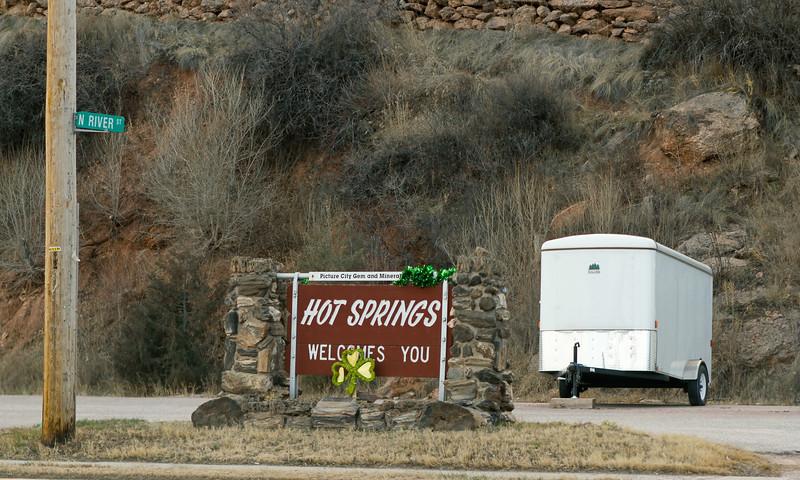 Hot Springs, SD