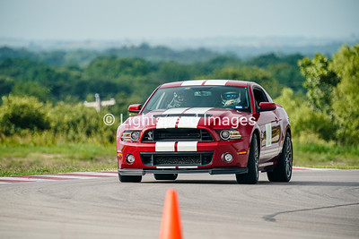 12 Red/White Shelby GT500