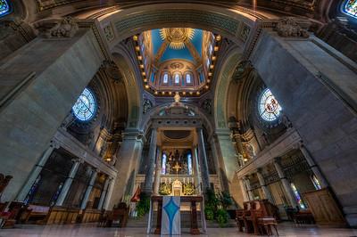 St Mary's Basilica 2012
