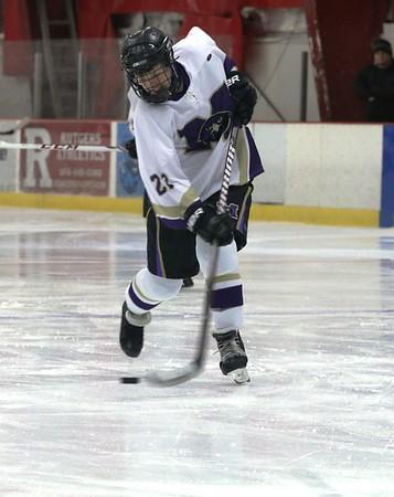 Falcon Ice Hockey vs Old Bridge Knights, Dec 12 2014