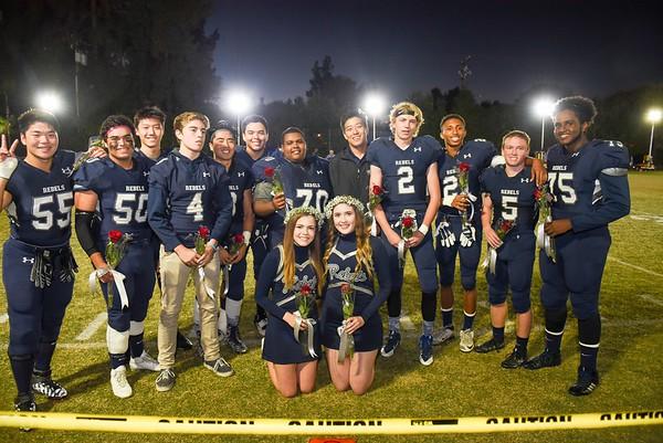 11-28-16 Prep Homecoming Football game