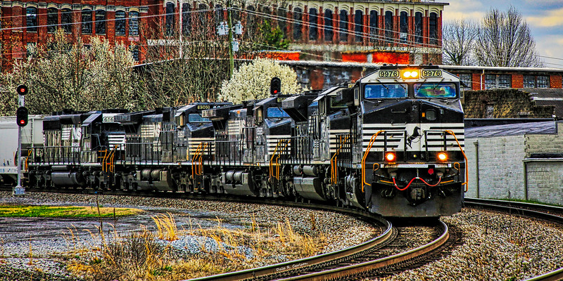 Norfolk Southern Quartet