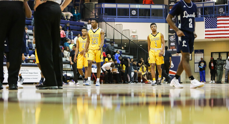 ABRAHAM LINCOLN (NYC) VS. ST. FRANCES ACADEMY (BALTIMORE, MD)