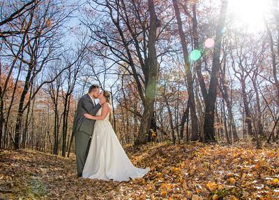 Ethan & Kendra Reinert Wedding
