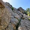 2019 06 08 Barrier Family rock climb