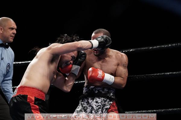 Jesus Lule versus Ismael Serrano