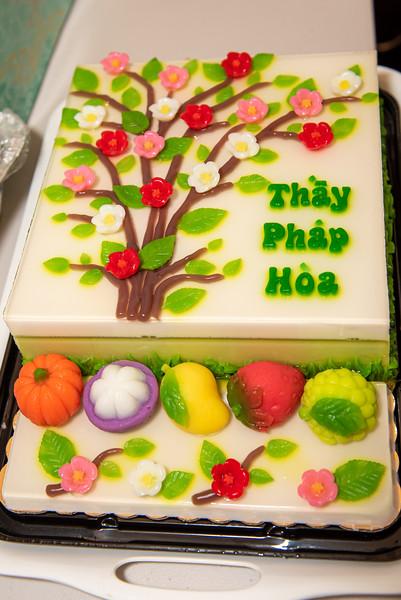 2019 Thay Thich Phap Hoa in N. California