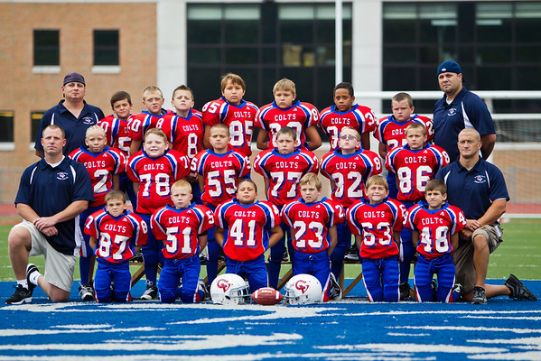 2011 CV Jr. Colts     8&9 Red Team