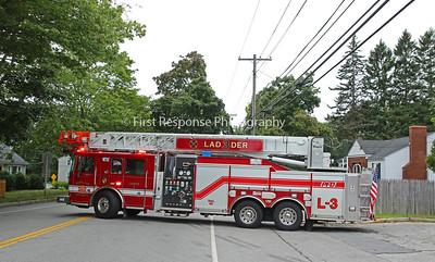 Portland Maine. Ladder 3  2015