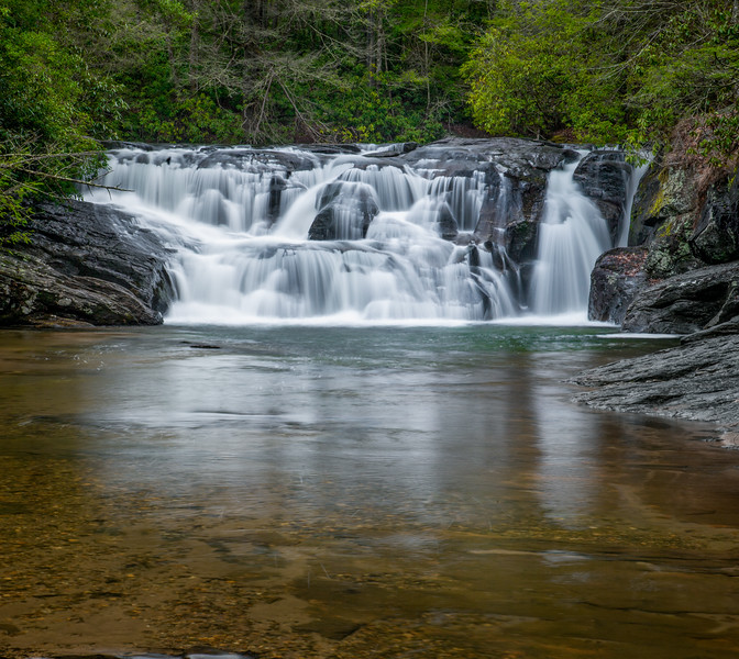 Dicks Creek Falls