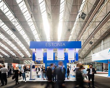 ESTONIA PAVILION AT MONEY 20/20