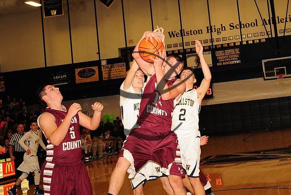 Basketball (B) VC-WHS 2016-17