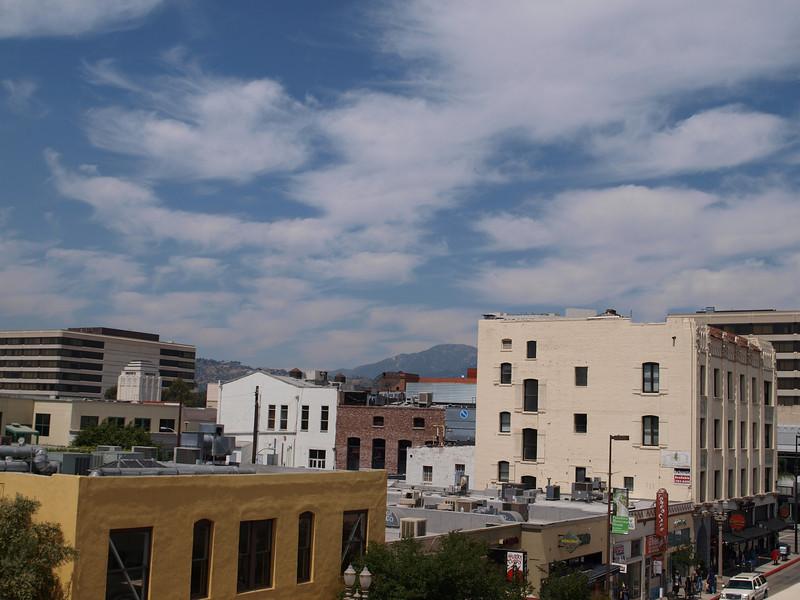 A few shots around Pasadena. E-420