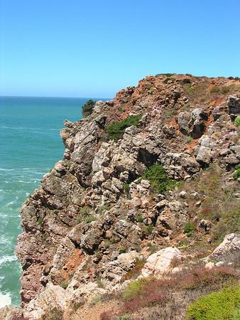 Carrapateira, Praia De Bordeira, Portugal