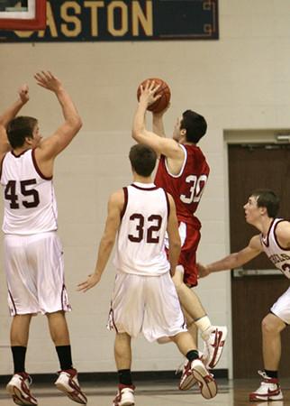 TCHS Boys Basketball vs SN 2008