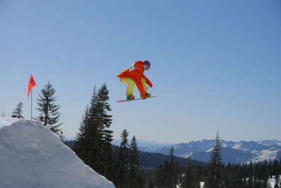Jan 2011 SlopeStyle Competition