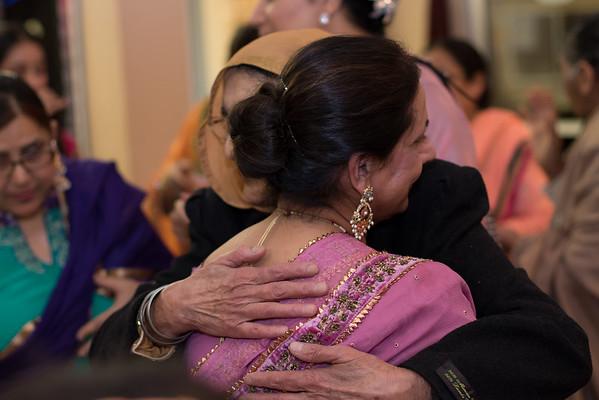 Ravinder & Sukhjit Brar 25th Anniversary