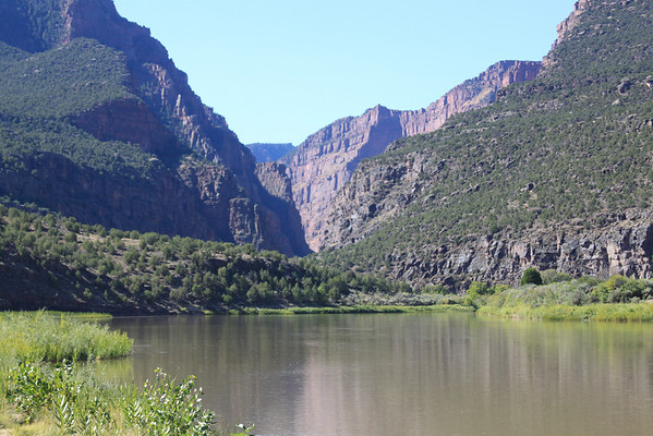 Rafting the Green River - Dinosaur National Monument - Oars Trip