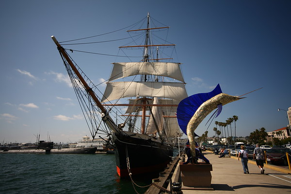 Maritime Museum, San Diego - May, 2009