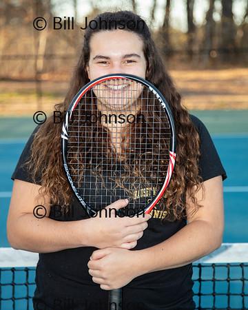 Nauset Girls Tennis 2020-2021