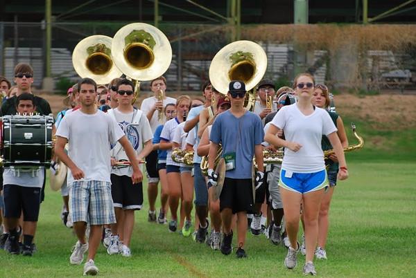 2011-12 CDO Marching Band