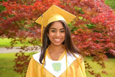 Diaya's Graduation 2015