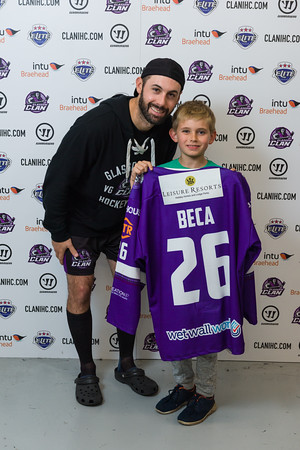 Into Cup Jersey Auction