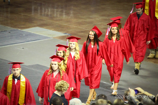 Mere's graduation