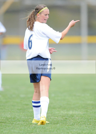Delmar Varsity Girls Soccer vs Campus Community
