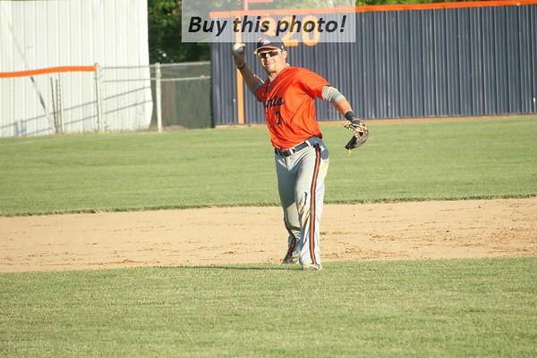 Elrosa baseball vs. Watertown 06-20