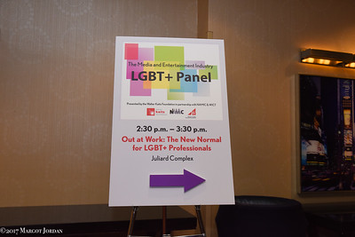 2017 Out at Work - LGBT + Panel