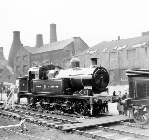 50 years of the formation of the City of Stoke-on-Trent 1910-1960