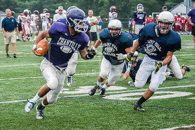 2014 08/21 VY  Scrimmage