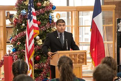 Americas High School Libertas Press Conference