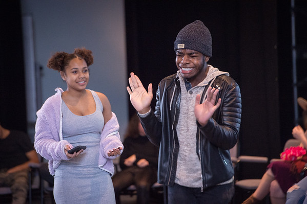 11/21/19 New Theater Student Showcase