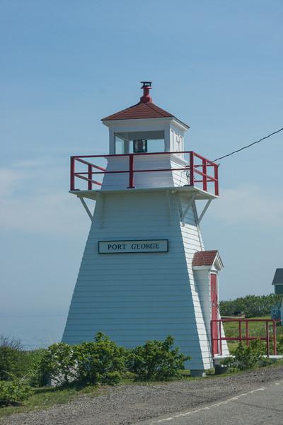 Port George