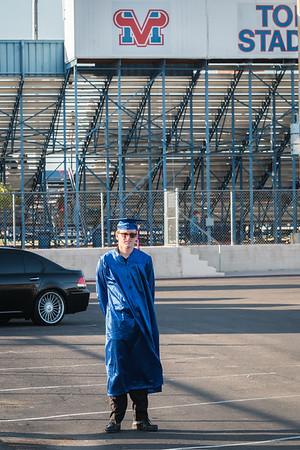Josh Stewart Graduation 2015