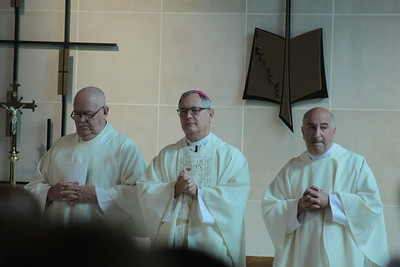 Father Marciano Installation 2012