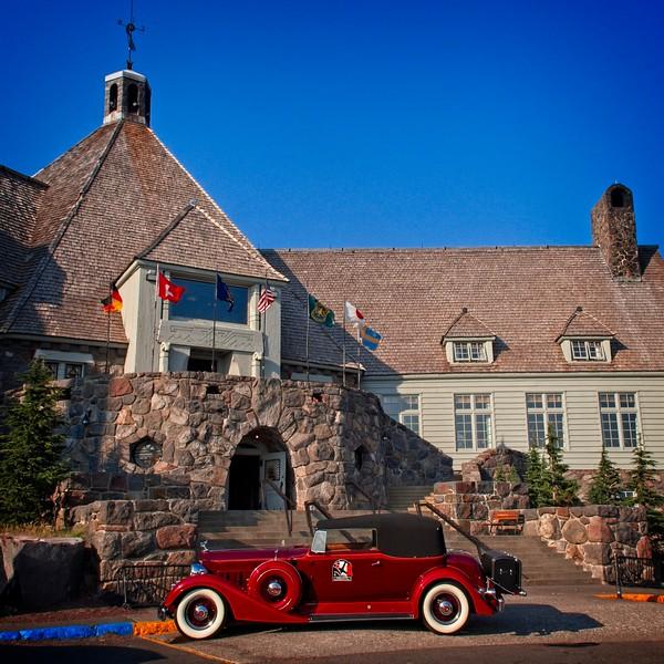 Timberline Lodge - 2021/08/04