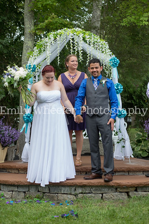 Sam & Alex Wedding