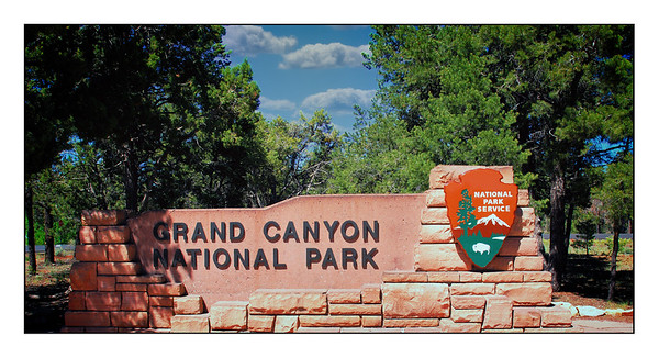 Grand Canyon National Park - USA - Over The Years.