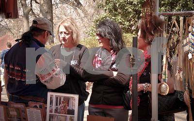 3/22/14 Rose City Artisans & Flower Market At The Goodman by Gloria Swift